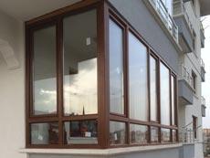 Panoramik çatı: artı ve eksileri 88